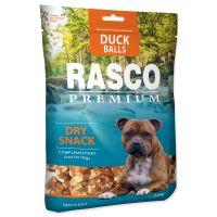 Pochoutka RASCO Premium koule z kachního masa a bůvoloviny (230g)