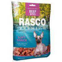 Pochoutka RASCO Premium kousky z hovězího masa (230g)