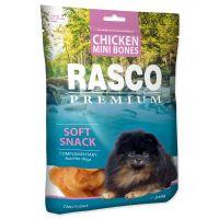 Pochoutka RASCO Premium mini kosti z kuřecího masa (230g)
