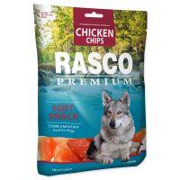 Pochoutka RASCO Premium plátky s kuřecím masem (80g)