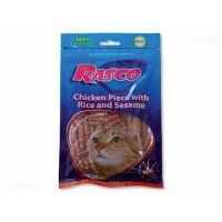 Pochoutka RASCO válečky kuře + rýže + sezam (80g)