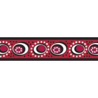 Postroj RD 12 mm x 30-44 cm - Cosmos Red