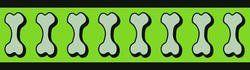Postroj RD 20 mm x 45-66 cm - Bones Rfx- Limetková