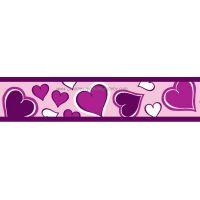 Postroj RD 20 mm x 45-66 cm - Breezy Love Purple