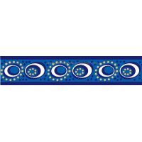 Postroj RD 20 mm x 45-66 cm - Cosmos Blue