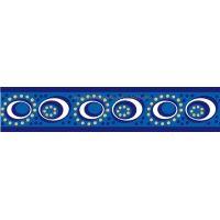 Postroj RD 25 mm x 56-80 cm - Cosmos Blue