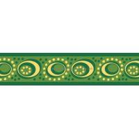 Postroj RD 25 mm x 56-80 cm - Cosmos Green