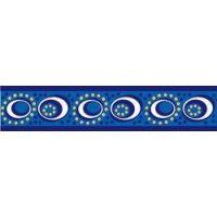 Postroj RD 25 mm x 71-113 cm - Cosmos Blue