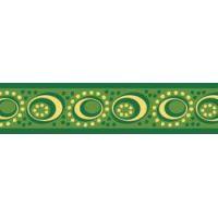 Postroj RD 25 mm x 71-113 cm - Cosmos Green