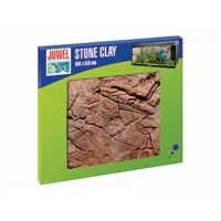 Pozadí akvarijní Stone Clay 60 x 55