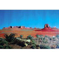 Pozadí tapeta poušť 150 x 60 cm