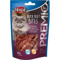 Premio DUCK FILET BITES - kousky kachních prsíček 50 g