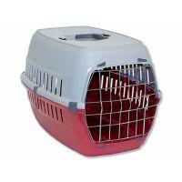 Přepravka DOG FANTASY Carrier červená