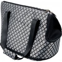 Přepravní taška GORDON 25 x 31 x 42 šedo/černá