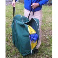 Přepravní taška zelená