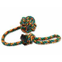 Přetahovadlo DOG FANTASY házecí barevné 35 cm (1ks)