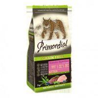 PRIMORDIAL Kachna & Krůta pro koťata / 2kg