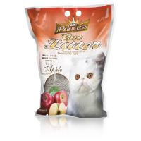 Princess Cat Litter  jablko 10 litrů