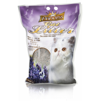 Princess Cat Litter  levandule 5 litrů