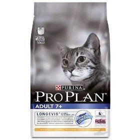PRO PLAN Cat Senior 7+ Salmon 3 kg