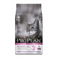 Pro Plan Cat Delicate Turkey 10  kg