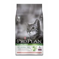 Pro Plan Cat Sterilised Salmon 1,5 kg