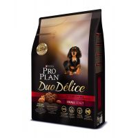 Pro Plan DUO DELICE Small & Mini ADULT hovězí 2,5 kg