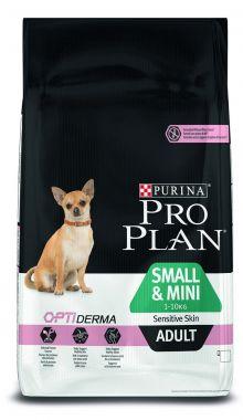 Pro Plan Small & Mini Adult Sensitive Skin 7kg