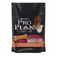 PROPLAN pochoutka BISCUITS SALMON and RICE 400g