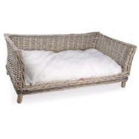 Proutěné kanape Provence, 90x54x35cm