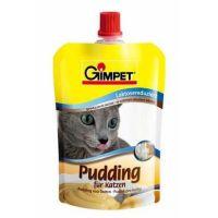 Pudink GIMPET pro kočky vanilkový 150 g