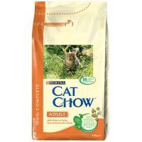 PURINA cat chow ADULT kuře/krůta 1,5kg