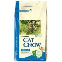 PURINA cat chow ADULT tuňák/losos 1,5KG