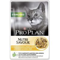 Purina Pro Plan CAT STERILISED Kuře kapsička 85 g