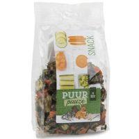 PUUR pauze dr.savec - suš. zelenina, mrkev+okurka 100 g