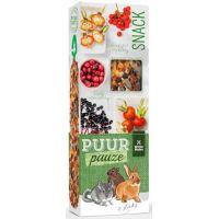 PUUR pauze dr.savec - tyčinky, lesní ovoce 110 g