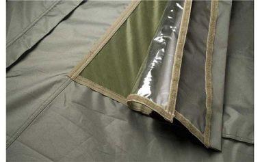 PVC kryty předních oken (sada) - Bivak New Dynasty XL