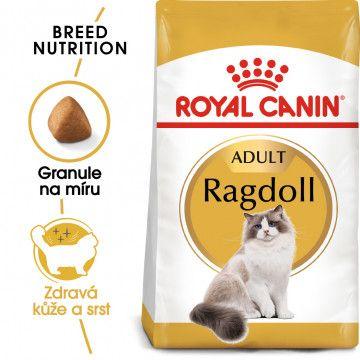 Royal Canin Ragdoll Adult granule pro ragdoll kočky 10kg