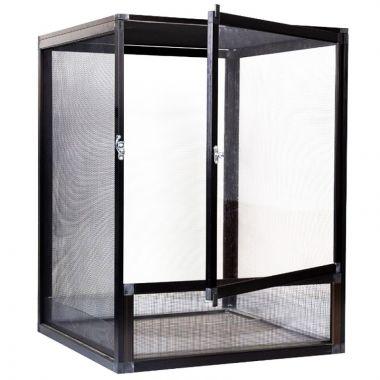 Repti-Zoo Terárium z hliníkové sítě 45 x 45 x 60