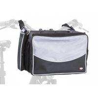 ront-Box transportní box na řidítka, 41 x 26 x 26cm, šedá