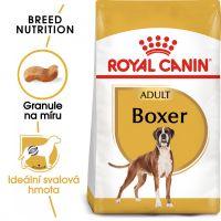 Royal Canin Boxer Adult granule pro dospělého boxera 12kg