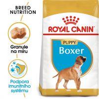Royal Canin Boxer Puppy granule pro štěně boxera 3kg
