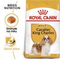 Royal Canin Cavalier King Charles Adult granule pro dospělého kavalír king charles španěl 1,5kg