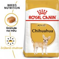 Royal Canin Chihuahua Adult granule pro dospělou čivavu 0,5kg