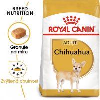 Royal Canin Chihuahua Adult granule pro dospělou čivavu 1,5kg