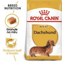 Royal Canin Dachshund Adult granule pro dospělého jezevčíka 7,5kg