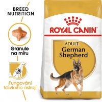 Royal Canin German Shepherd Adult granule pro dospělého německého ovčáka 3kg