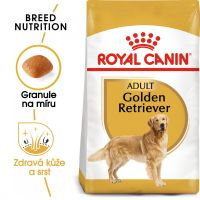 Royal Canin Golden Retriever Adult granule pro dospělého zlatého retrívra 12kg