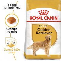Royal Canin Golden Retriever Adult granule pro dospělého zlatého retrívra 3kg
