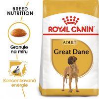 Royal Canin Great Dane Adult granule pro německou dogu 12kg